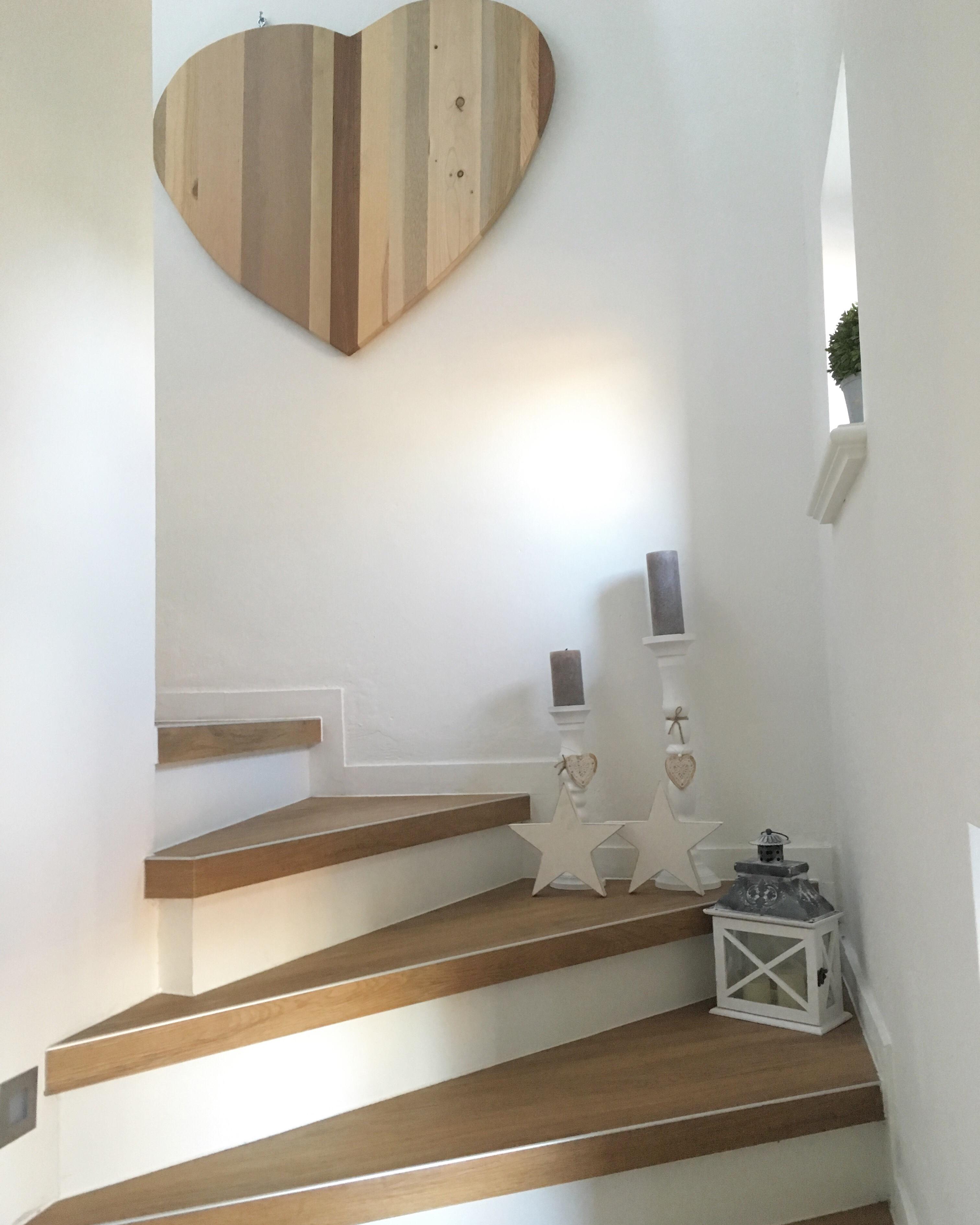 Häufig Treppenhaus makeover- Sanierung im 60 Jahre Flur. - Fräulein Emmama QL46