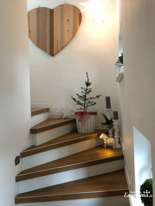 Weihnachtsdeko Lebkuchenmann.Diy Leuchtende Weihnachtsdeko Aus Holz Fräulein Emmama